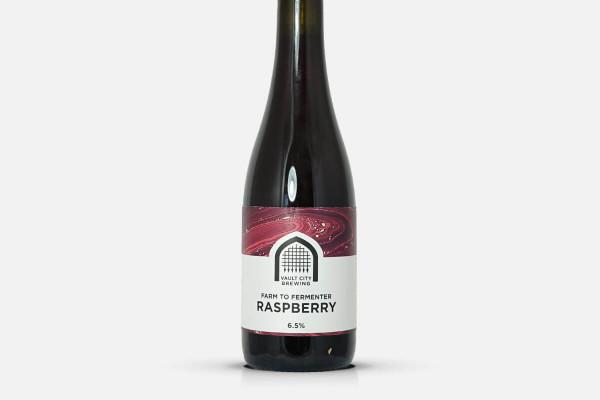 Vault City Ferm to Fermenter Raspberry