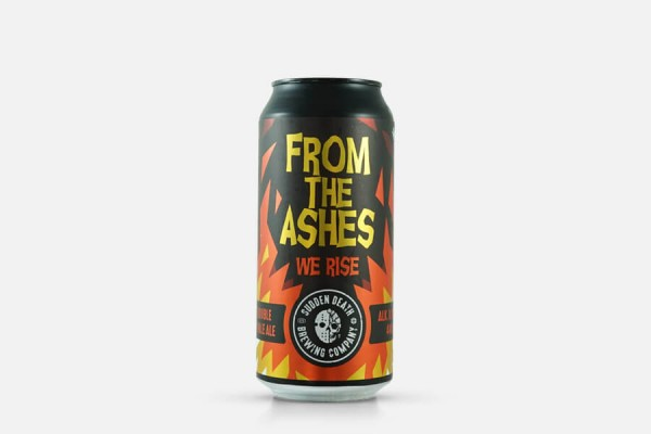 Sudden Death From The Ashes (We Rise) Double IPA
