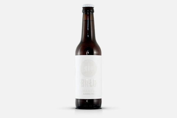 BRLO Naked Alkoholfreies Bier