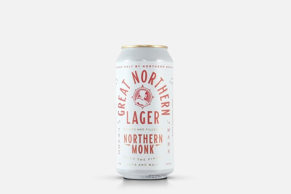 Northern Monk Great Northern Lager