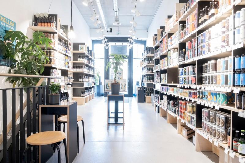 Beyond Beer Store Hamburg