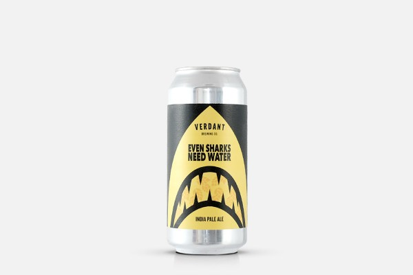 Verdant Brewing Even Sharks Need Water India Pale Ale