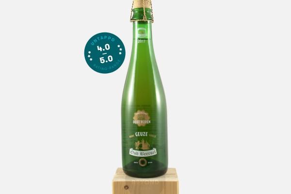 Oud Beersel Oude Geuze Vieille - Oude Pijpen 2017