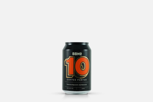 Brew By Numbers 10 Coffee Porter - Yacuanquer Espresso