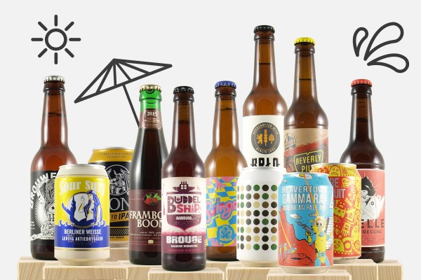 "Craft Beer Paket: Sommerbiere ""groß"""