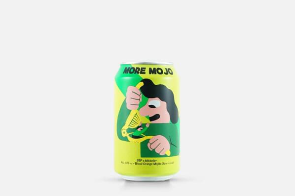 Mikkeller More Mojo (BBP Collab)