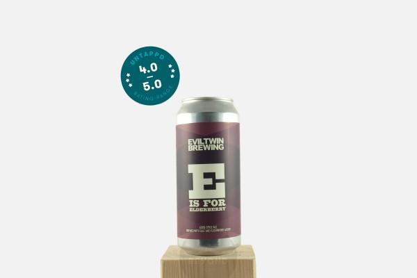 E Is For Elderberry (Dose)