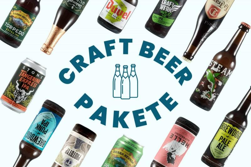 Craft Beer Pakete