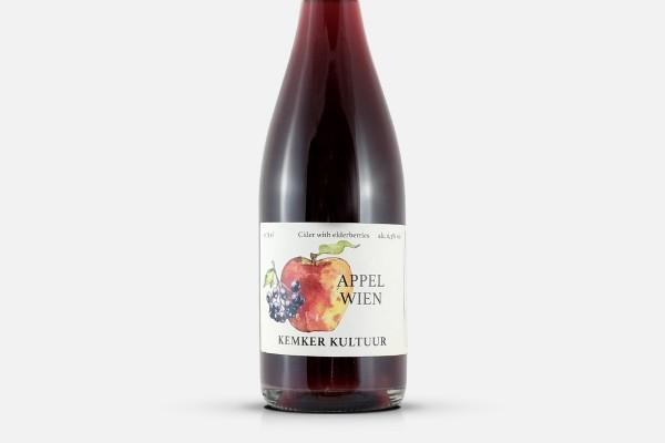 Kemker Kultuur Appelwien Elderberries