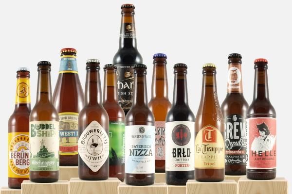 Craft Beer Paket: Entdecke die Vielfalt