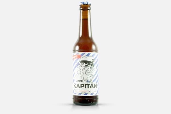 Landgang Brauerei Der Kapitän Alkholfreies Bier