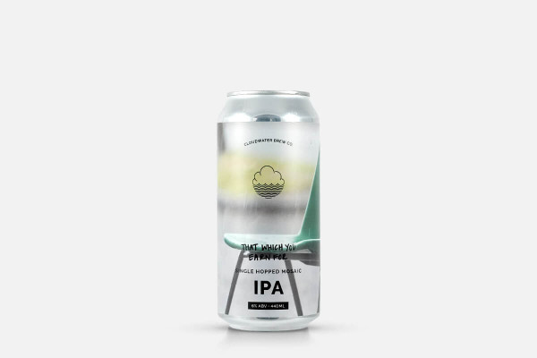 Cloudwater That Which You Earn For India Pale Ale