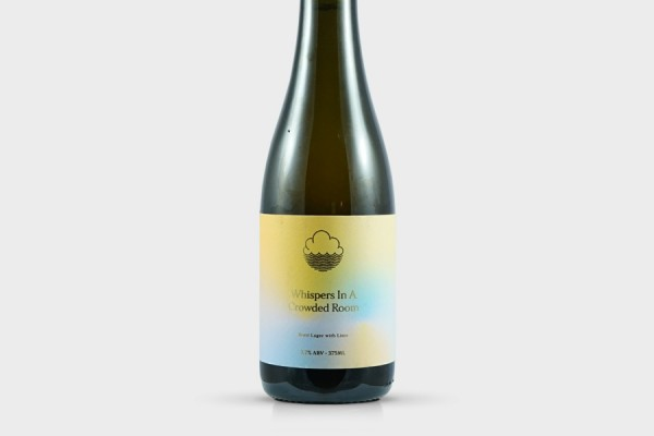 Cloudwater Whispers In A Crowded Room BA Lager