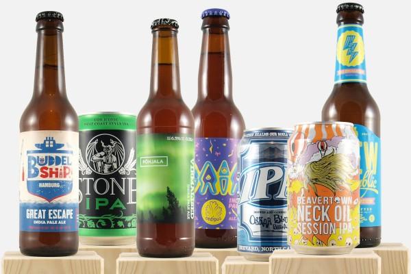 """Craft Beer Paket: India Pale Ales """"klein"""""""