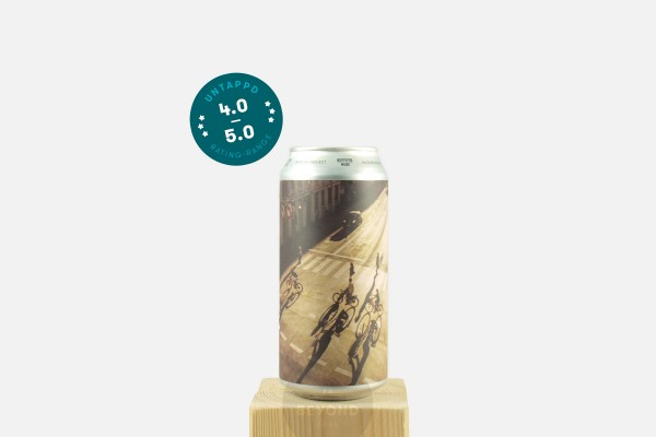 Northern Monk Patrons Project 7.06 // Esben Bøg-Jensen // Humle // Gamma Brewing // DDH Double IPA