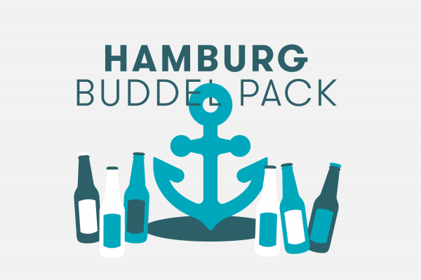 Hamburger Buddel Pack