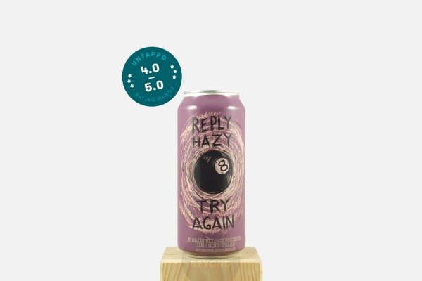 Hop Butcher Reply Hazy Try Again