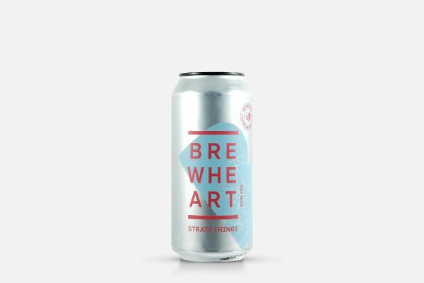 BrewHeart Strata Things DDH IPA