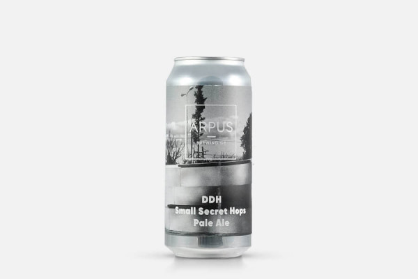 Arpus DDH Small Secret Hops Pale Ale