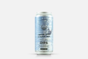 Cloudwater Canadian Summer On Ashton Canal Double NEIPA