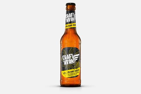 Craftwerk IPA Hanf Radler Bier bestellen