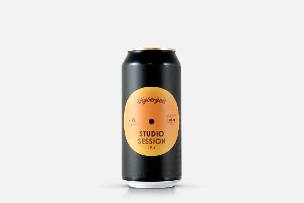 Stigbergets Studio Session IPA
