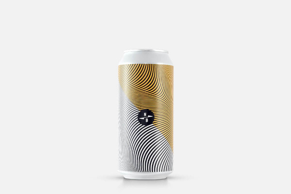 North Brewing Triple Fruited Gose Passion Fruit Mango