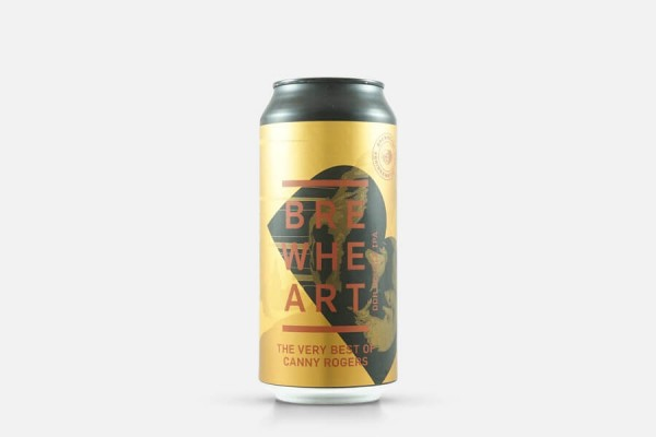 BrewHeart The Very Best Of Canny Rogers Double IPA