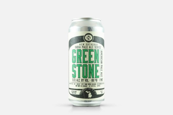 Old Nation Greenstone New England Pale Ale