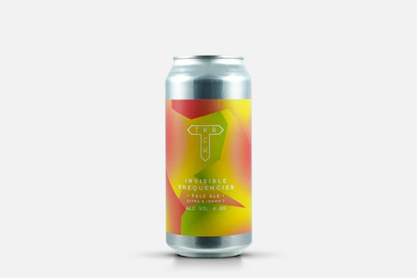 Track Invisible Frequencies Pale Ale