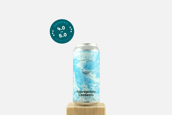 Cloudwater Appropriate Contents
