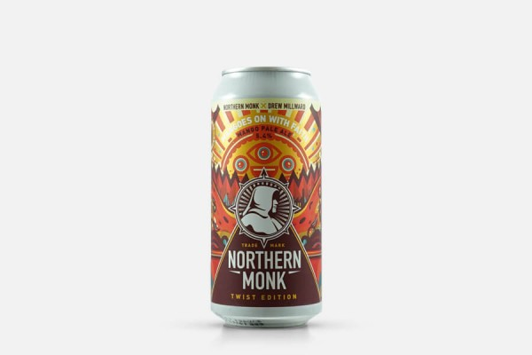 Northern Monk Mangoes On With Faith New England Pale Ale