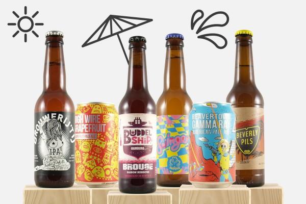 "Craft Beer Paket: Sommerbier ""klein"""
