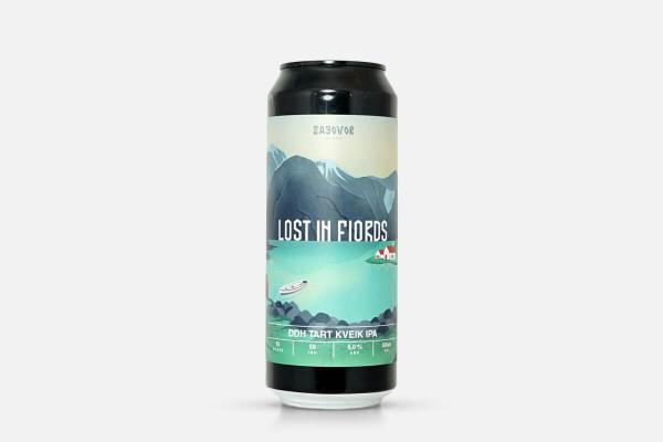 Zagovor Lost in Fjords