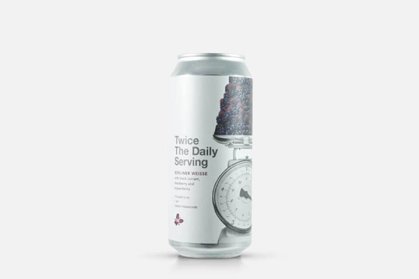 Trillium Twice the Daily Serving: Black Currant, Blackberry and Boysenberry