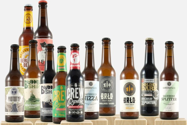 Craft Beer Paket: Craft Beer aus Deutschland