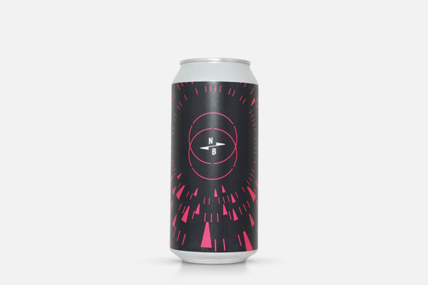 North Brewing Triple Fruited X Rise Up (Naparbier Collab)