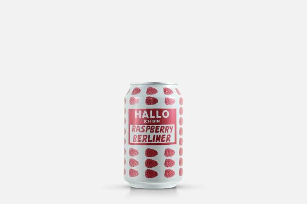 Mikkeller Hallo Ich bin Raspberry Berliner Weisse