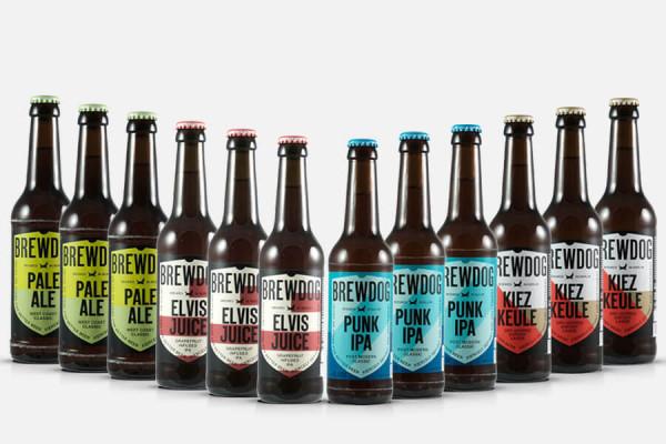 BrewDog Craft Beer Paket