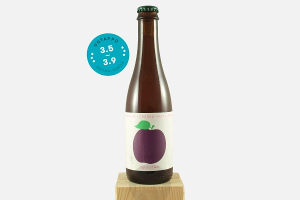 Mikkeller Oregon Fruit Series Spontan Plum