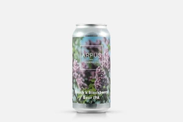 Arpus Peach x Blackberry Sour IPA