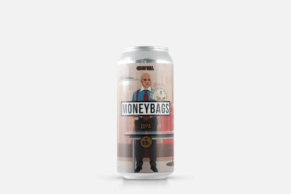 Gipsy Hill London Moneybags DIPA