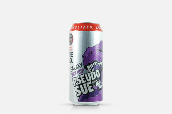 Toppling Goliath Galaxy Dry Hop Pseudo Sue