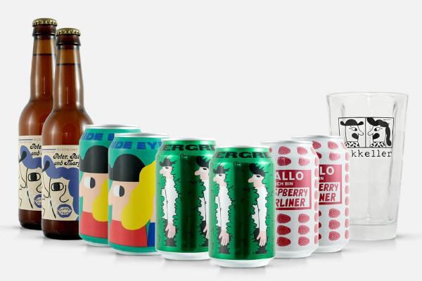 Mikkeller Bier-Paket Craft Beer