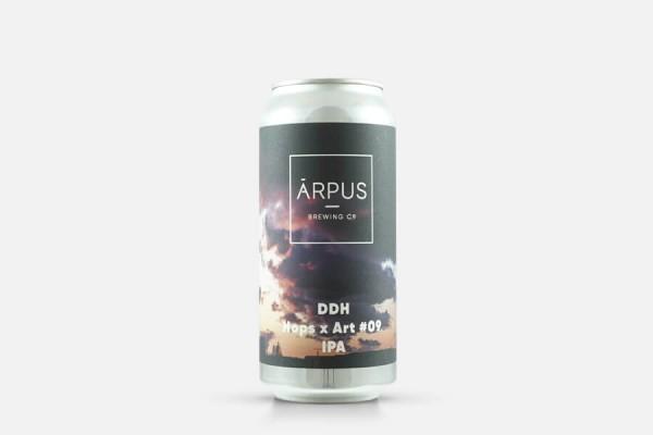 Arpus DDH Hops x Art #09 NEIPA